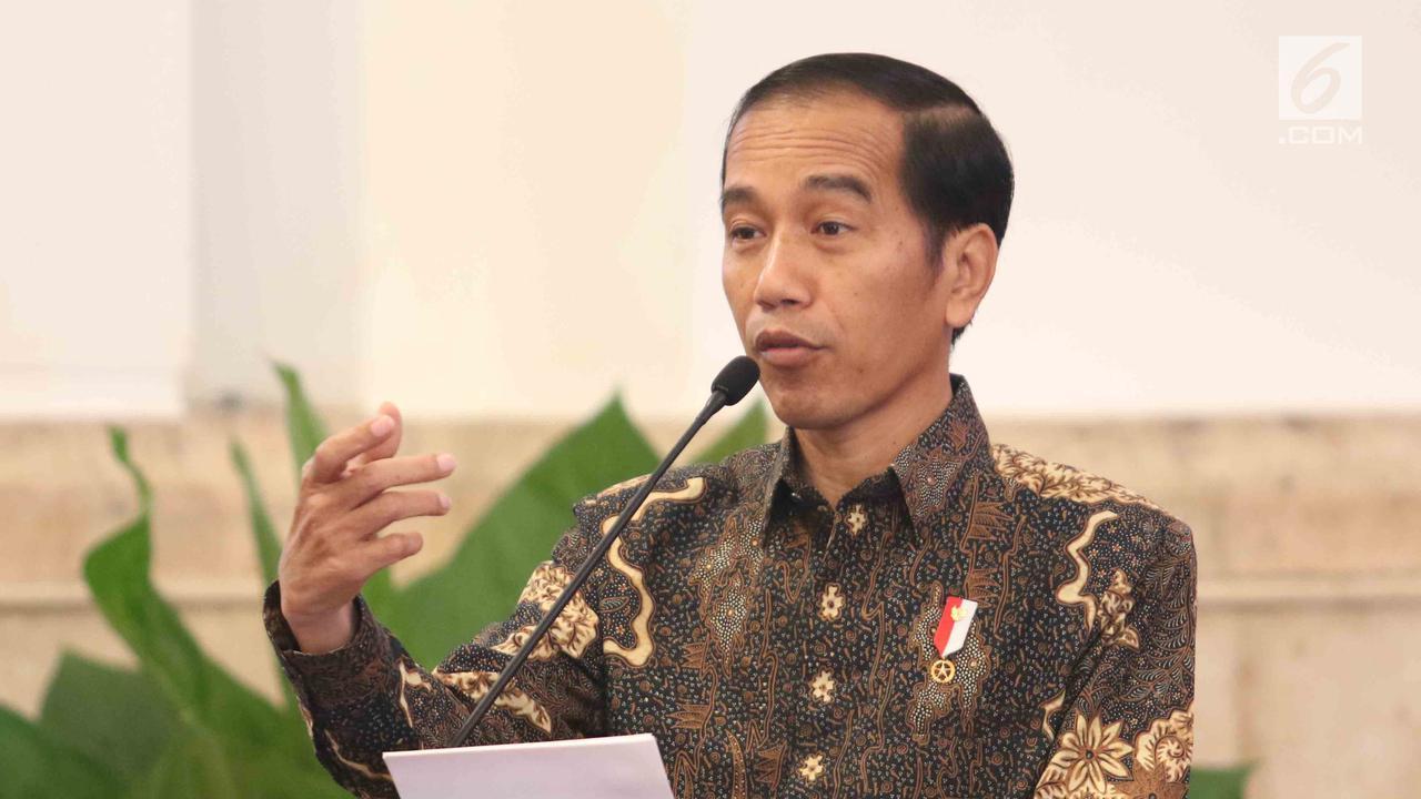 Salurkan Kredit buat Pendidikan, Jokowi Minta Bank RI Sontek AS