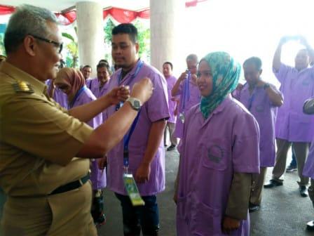 Pemkot Jakut Lepas 139 Petugas Pemeriksa Hewan Kurban