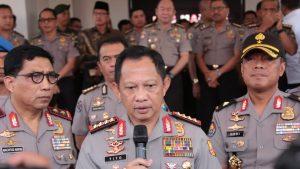 Kapolri Jenderal Polisi Prof.M.Tito Karnavian