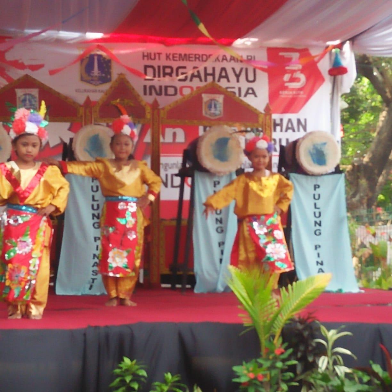 Gebyar Dalam HUT RI KE-73 Kelurahan Kalibaru Jakarta Utara