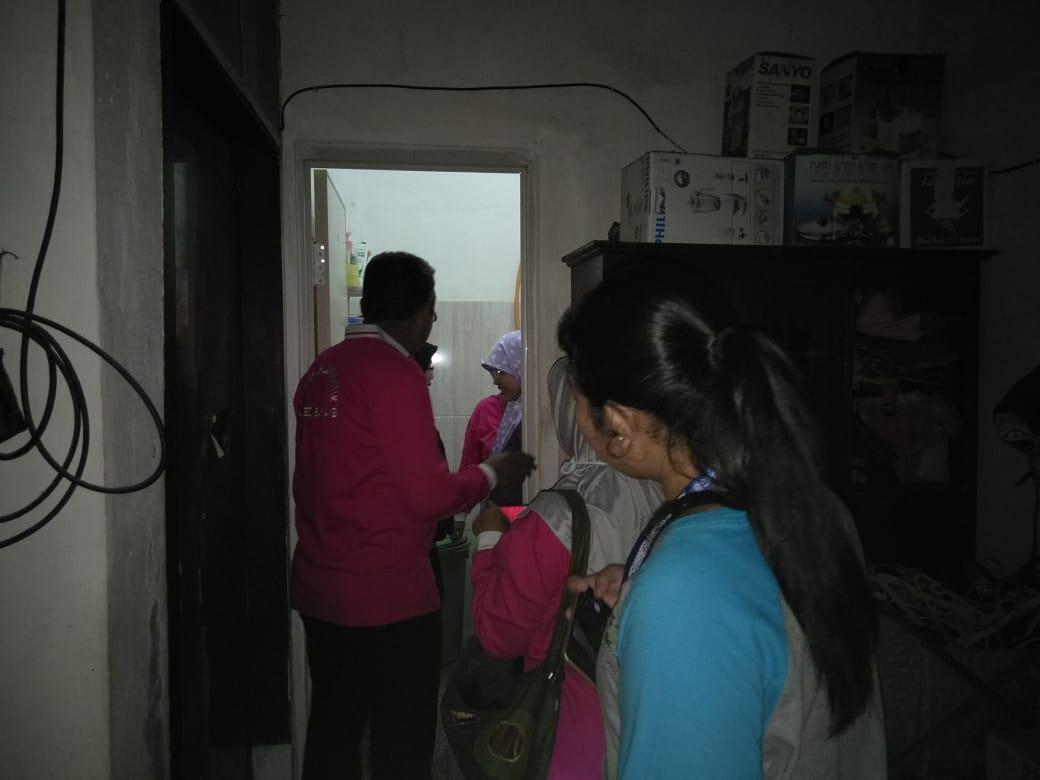 Kegiatan PSN Kelurah Kebon Bawang Di RW.14 Kecamatan Priuk Jak – Ut