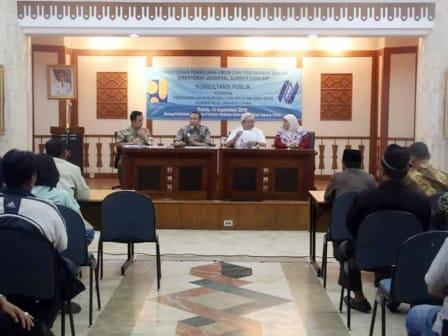 Pemkot Jakarta Utara Gelar Konsultasi Publik Pengendalian Banjir