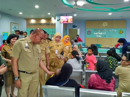 Pemkot Jakarta Utara Optimistis Puskesmas Koja Raih Prestasi Tingkat Nasional