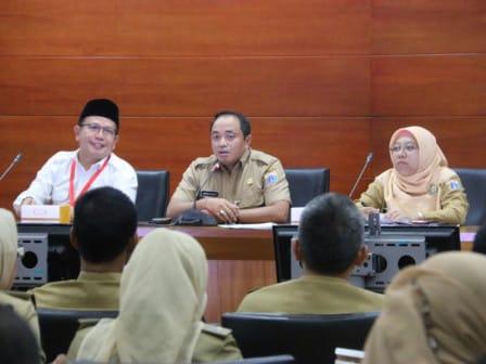 Pemkot Jakarta Utara Sosialisasikan Tahapan Pemilihan Dewan Kota