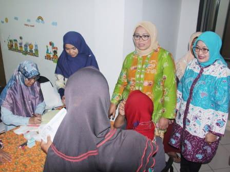 Pemeriksaan Kanker Serviks Digelar di RSUD Kepulauan Seribu
