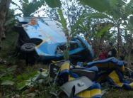Kecelakaan Maut 2 Bus Di Sukabumi Menjadi 18 Penumpang Tewas