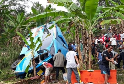 Minim Pembatas Jalan Diduga Menimbulkan Kecelakaan Maut Di Sukabumi