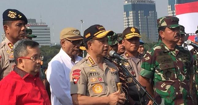 Operasi Mantap Brata 2018 Digelar hingga Pemilu
