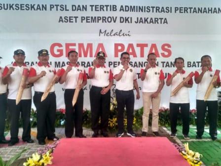 Lurah dan Camat Jakarta Utara Diminta Aktif Sukseskan Gema Patas