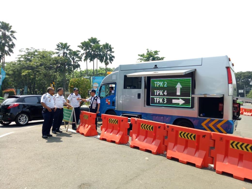 Dinas Perhubungan Kota Bogor Sosilisasikan Kembali, Mengenai Jalur TPK