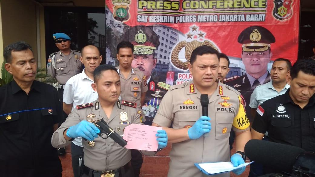 Pria Di Apartemen Tanjung Duren Bunuh Diri, Polisi Temukan Senjata Api Dan Ratusan Amunisi