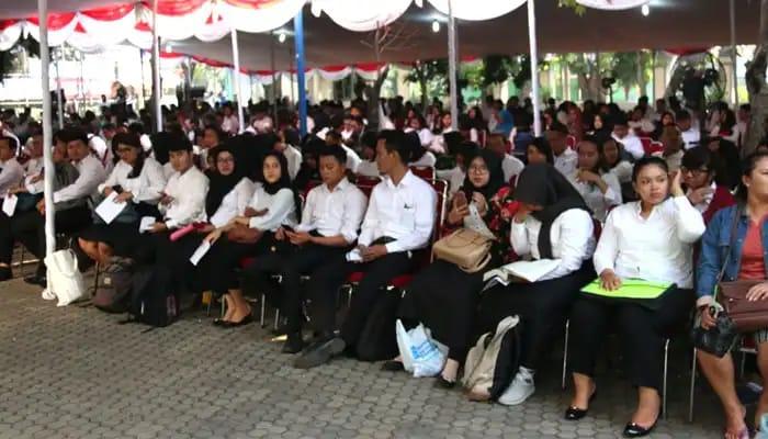 Pemkot Jakut Siap Sukseskan Pelaksanaan Seleksi CPNS 2018
