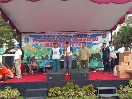 Pemkot Jakut Peringati Sumpah Pemuda Dengan Fun Run