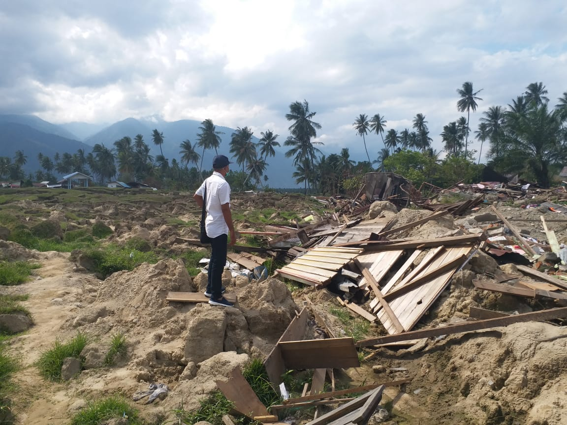 Masykur Katakan, Trust Building Kunci Pemulihan Pasca Bencana Di Palu