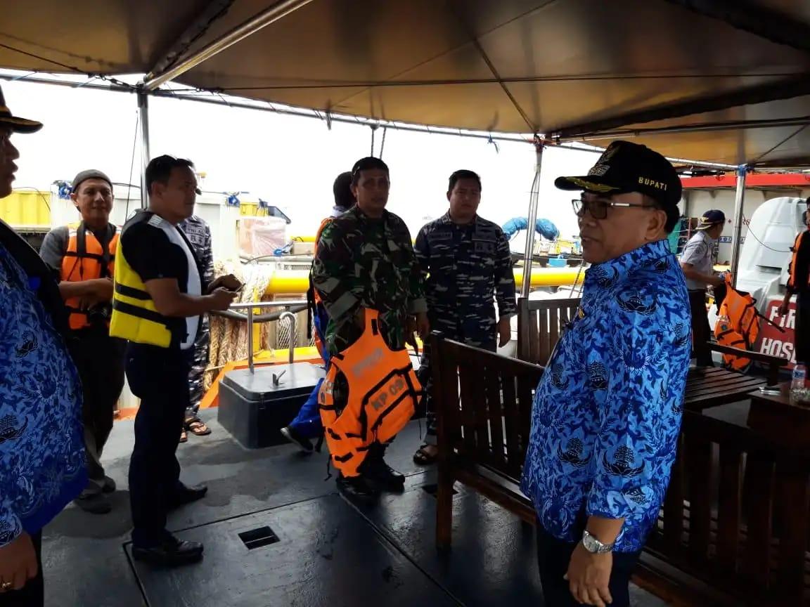 Pemkab Kepulauan Seribu Bantu Pencarian Pesawat Lion Air yang Jatuh