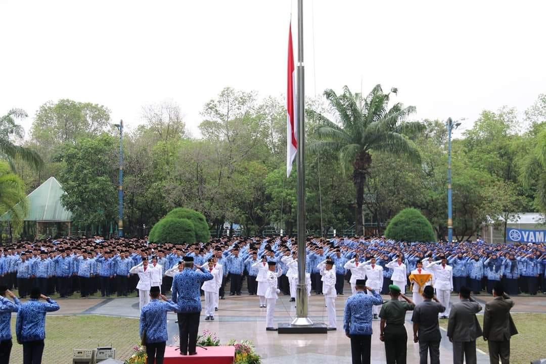 Bangun Pemuda Satukan Indonesia