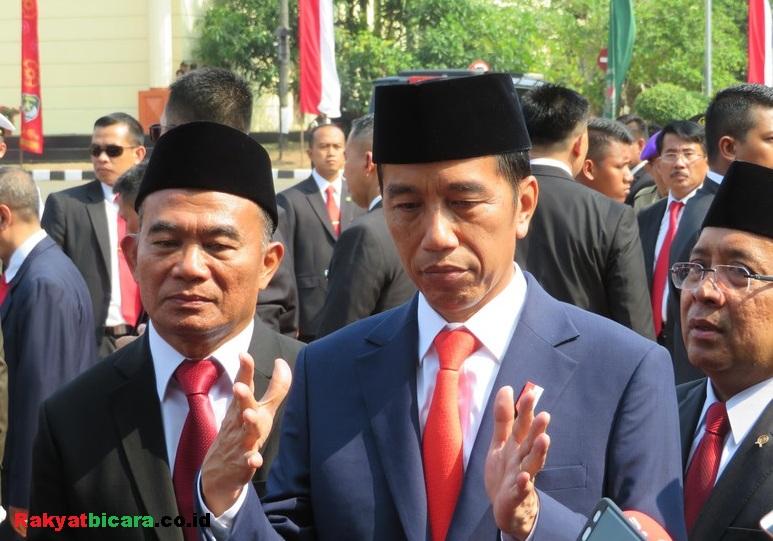 Jokowi : Tahun Depan Ada Dana Kelurahan dan Operasional Desa