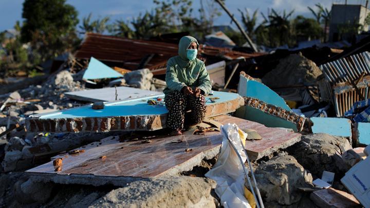Jumlah Korban Tewas Terkini Gempa dan Tsunami Palu 2.113 Orang
