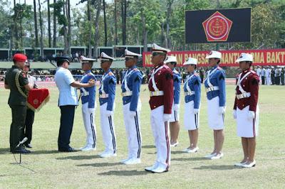 TNI Dan Polri Miliki Pendidikan Chandradimuka Dasar Integrasi