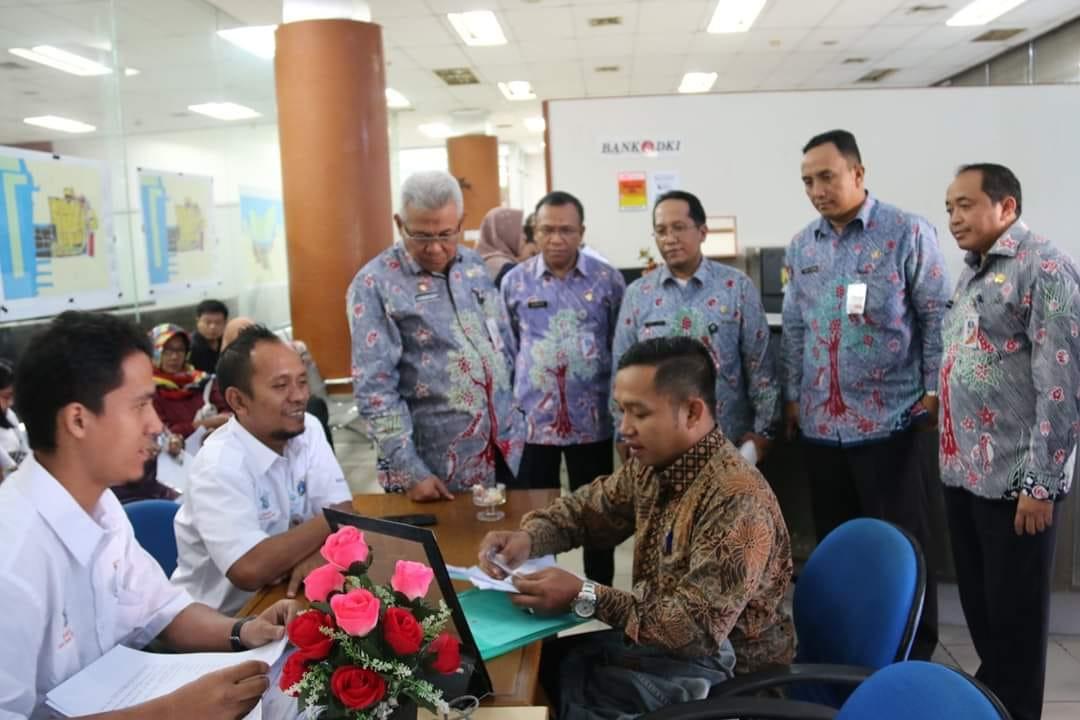 Masyarakat Jakut Sambut Antusias Program Samawa DP 0 Rupiah