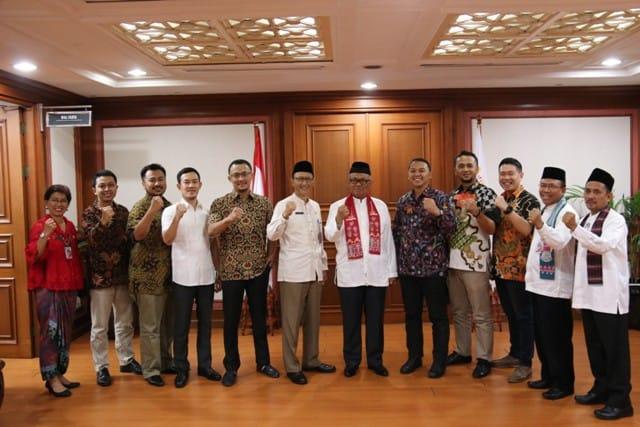 Walikota Gandeng HIPMI Majukan Jakarta Utara