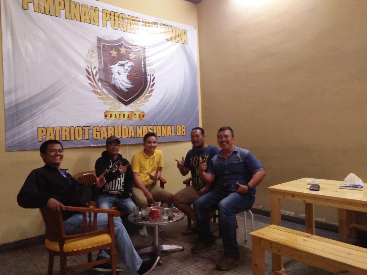 Kopi Bareng Di Kantor DPP PATRA 08
