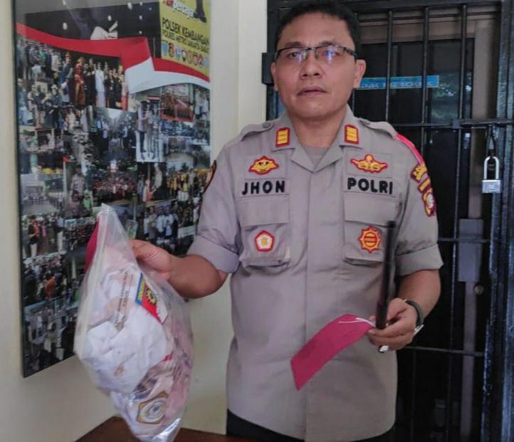 Pelaku Penganiayaan Pelajar wilayah Kembangan Di Amankan Polisi