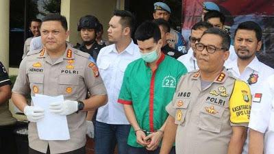 Polres Jakarta BaratDapatkan 92,04 Gram Kokain MilikSteve Emmanuel