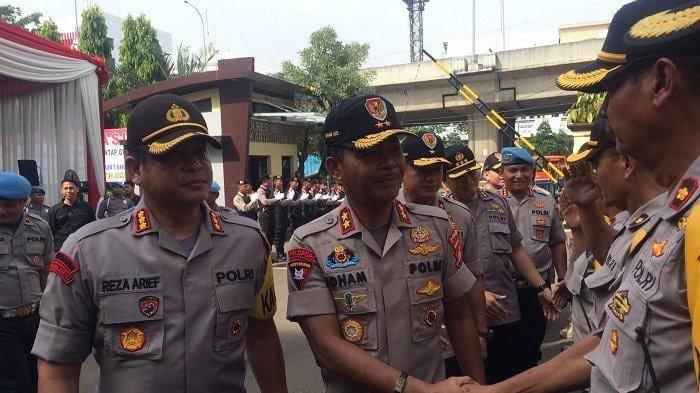 Kapolda Metro Jaya Lakukan Kunjungan Kerja Ke Polres Metro Jakut