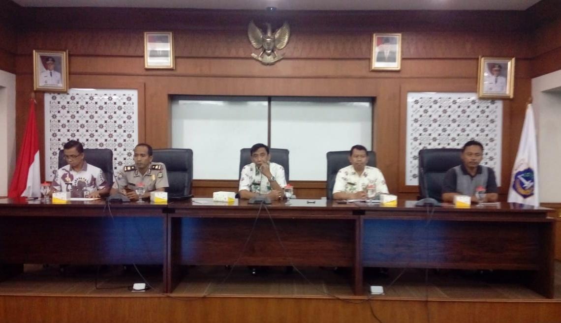 Sosialisasi Saber Pungli Kembali Digelar Di Walikota Adminustrasi Jakarta Barat