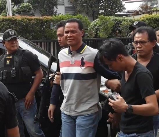 Polres Metro Jakarta Barat Telah Melimpahkan Berkas Perkara Hercules Ke Kejaksaan