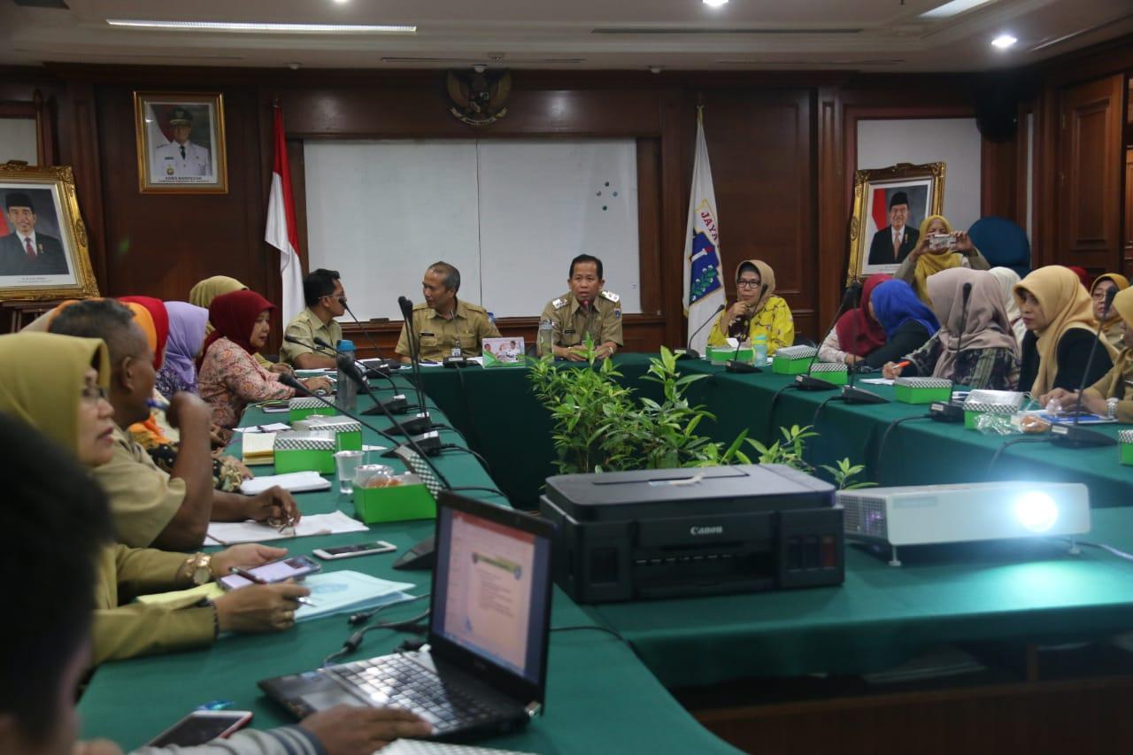 Pemkot Jakut Wakili Provinsi DKI Jakarta Pada Harganas 2019