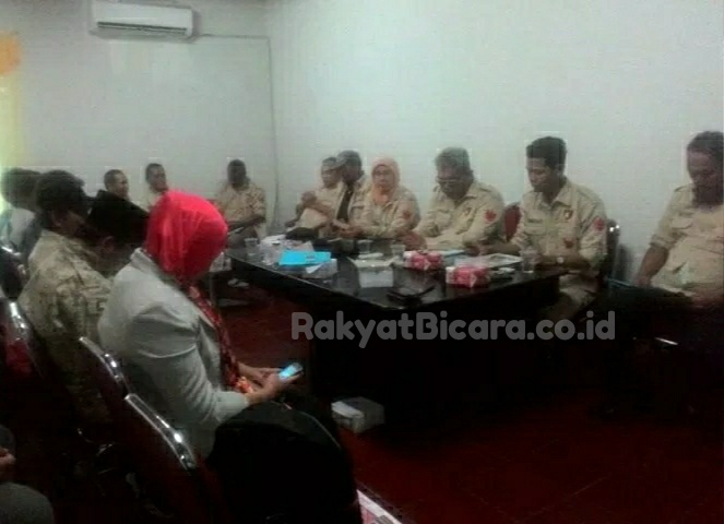 DPP Patra 08 Gelar Pembekalan Internal Terhadap DPD Target Memenangkan Prabowo- Sandi Di Pilpres 2019