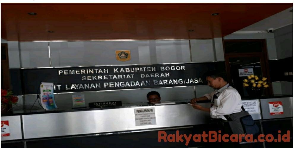 Bupati Dan Sekda Kabupaten Bogor Minta ULP Segera Jawab Surat Klarifikasi PJI – Demokrasi Kabupaten Bogor