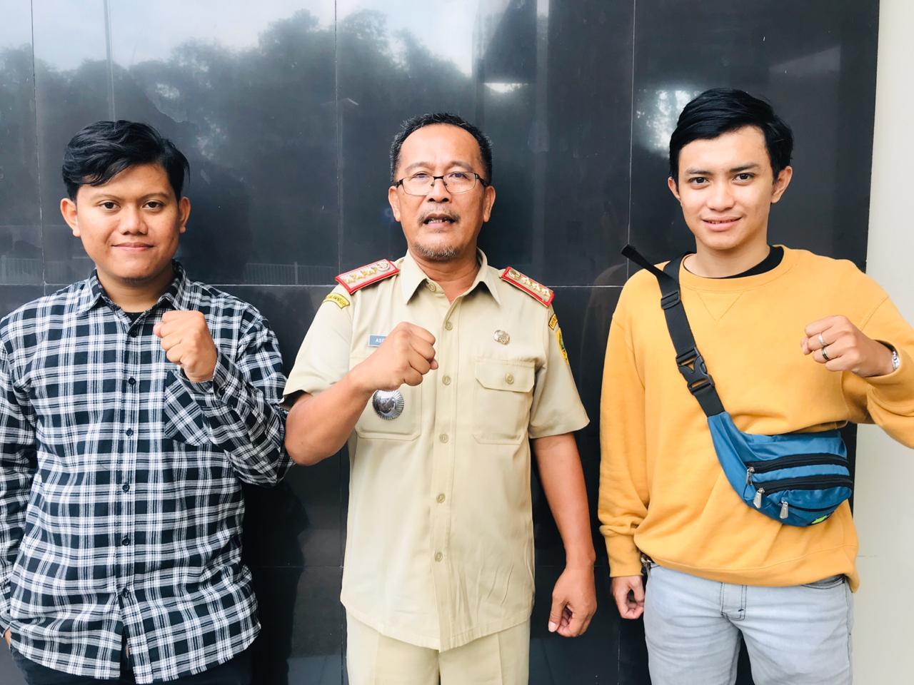 Mahasiswa Hukum Melakukan Penelitian Perizinan Bangunan Dan Usaha Di Kecamatan Citeureup Bogor