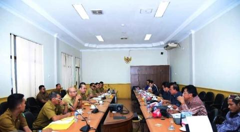 Komisi II Bahas Realisasi Anggaran 2019 Bersama OPD