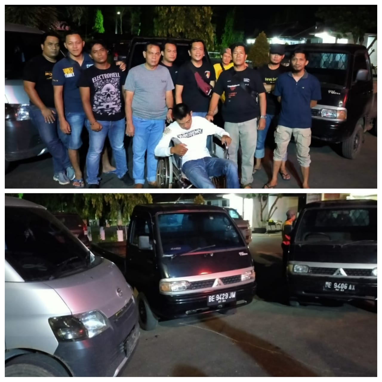 Pelaku Spesialis Curas Di Amankan Tim Tekap 308 Sat Reskrim Polres Lampung Utara