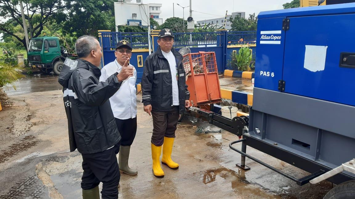 Banjir Di Sejumlah Wilayah Jakut, Wakil Wali Kota : Belum Ada Warga Yang Mengungsi