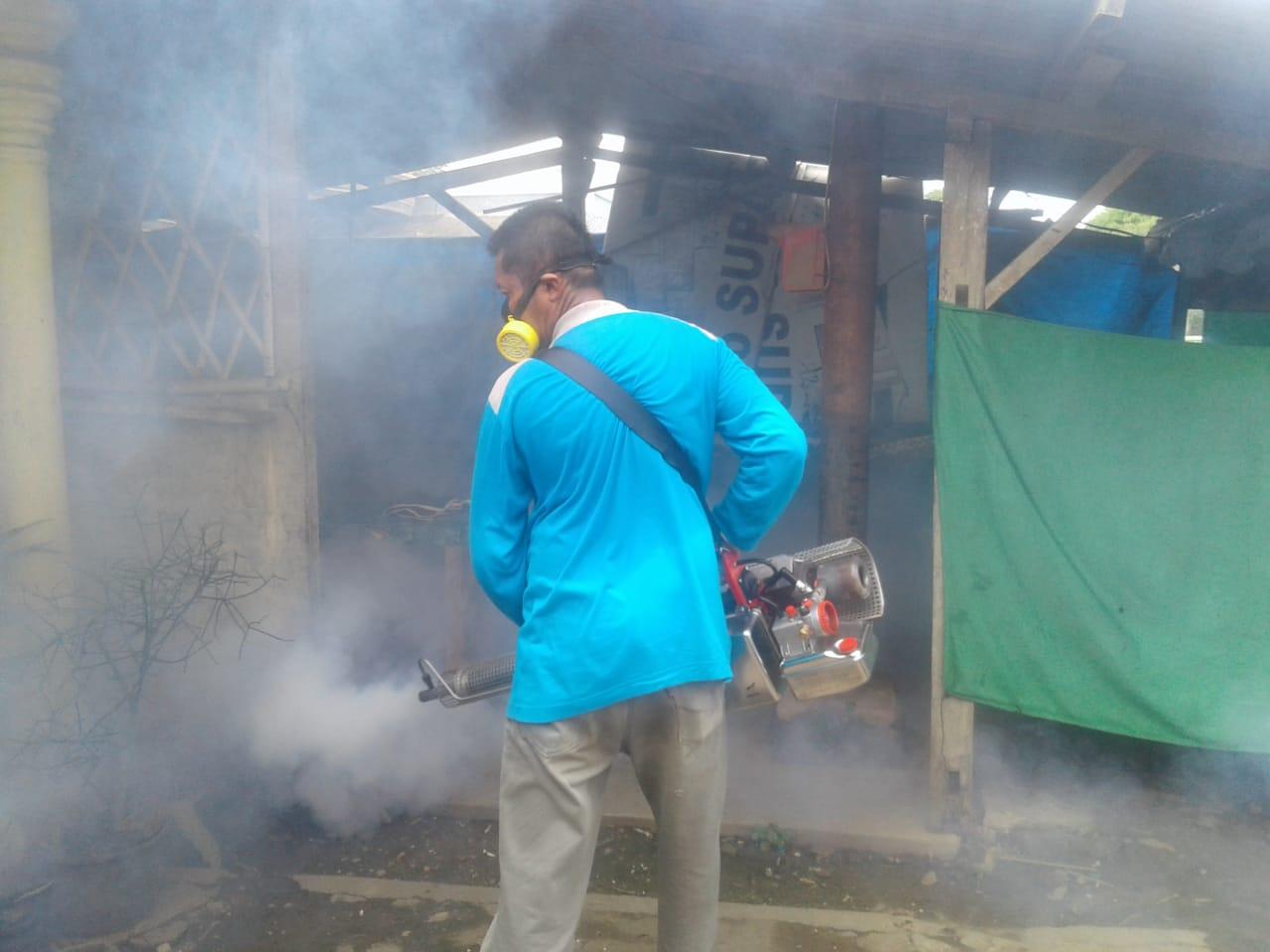 Demam Berdarah Dengue DBD Serang Wilayah Lampung Utara