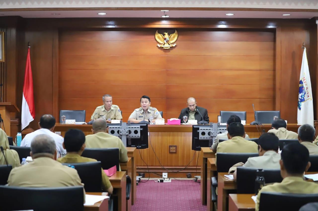 ASN Jakarta Utara Diminta Tingkatkan Kinerja Lewat Kolaborasi