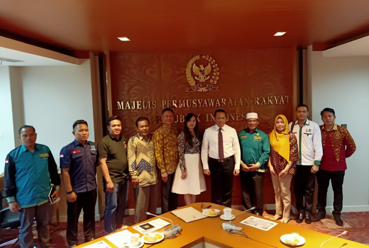 Donny Haryanto : Target Utama Menciptakan Generasi Muda Indonesia Cerdas, Sehat Dan Berintegritas