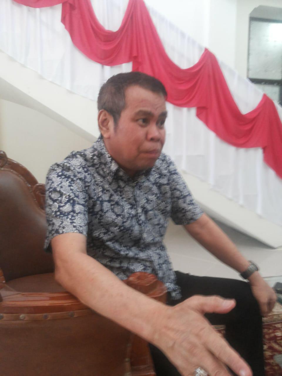 Wakil Bupati Bengkalis H. Muhammad ST,MP, Bakal Calon Bupati Bengkalis Riau Pada 2020