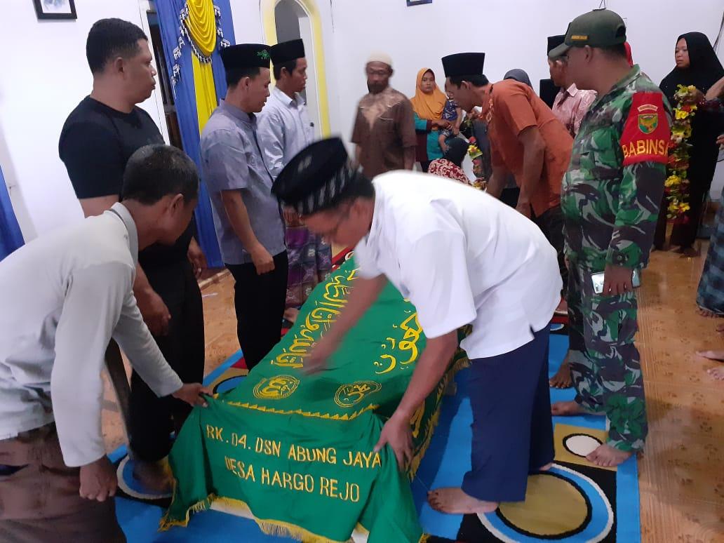 Kapolsek Rawa Jitu Selatan : Berikut Kronologis Korban MD Tersambar Petir