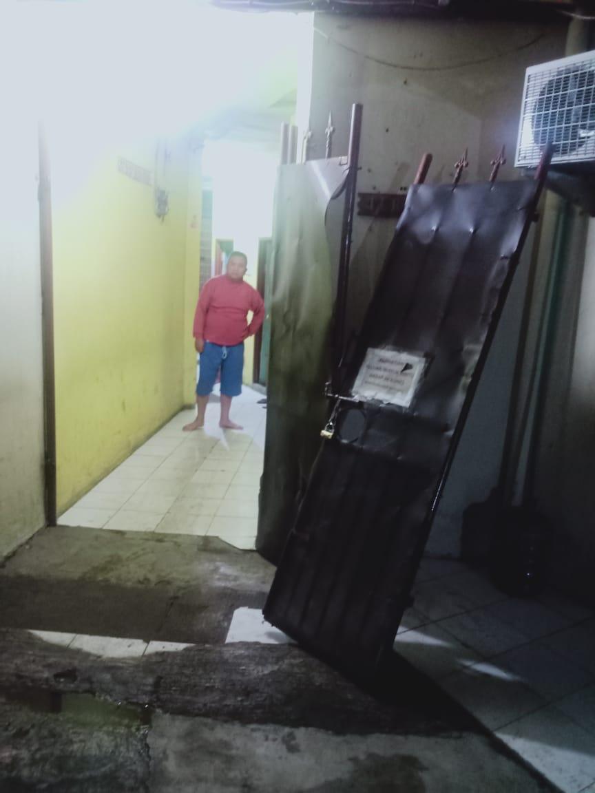 Curanmor Bobol Koskosan, Warga Minta Polisi Usut Tuntas