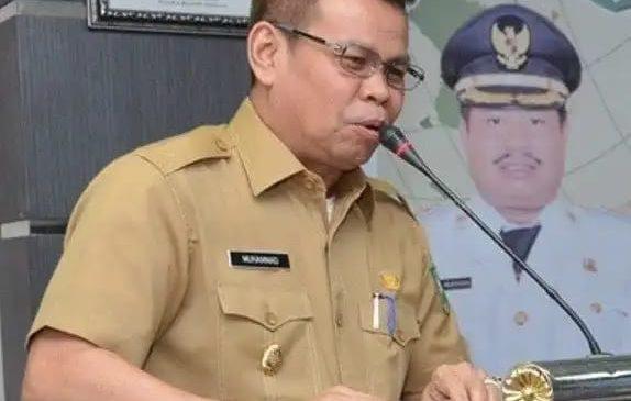 SK Mendagri Di Temrima H. Muhammad Sebagai Wakil Bupati Bengkalis