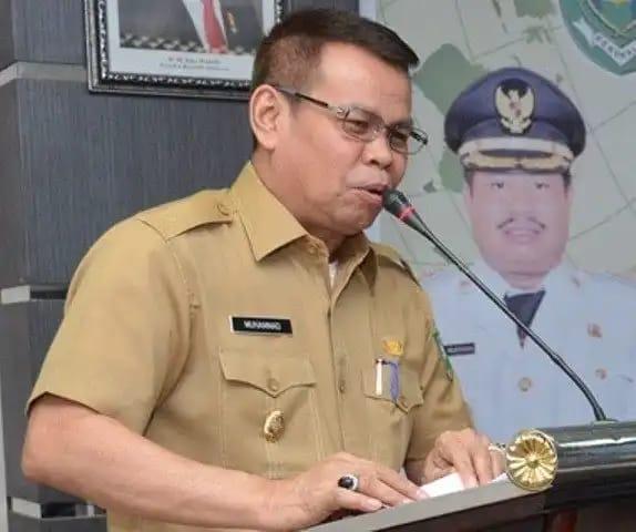 SK Mendagri Di Terima H. Muhammad Sebagai Wakil Bupati Bengkalis