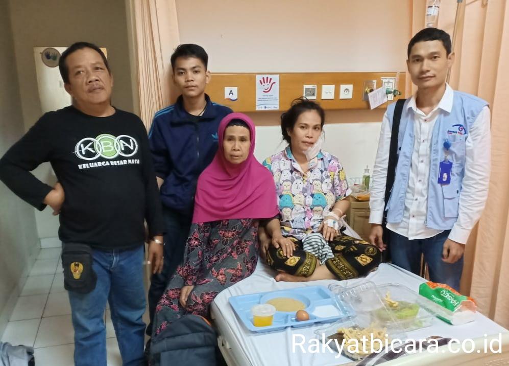Keluarga Pasien RSCM, Meminta Kepastian Jaminan Dari Pemkab Bogor