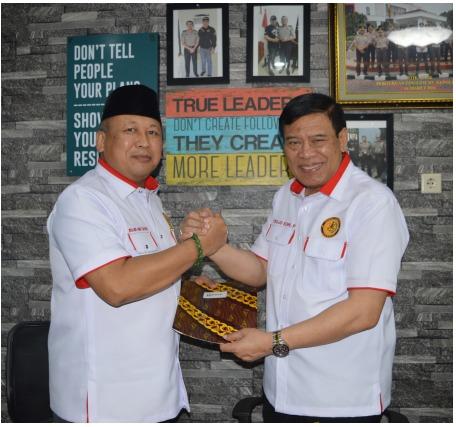 Musyawarah Dewan Pembina dan Pendiri Dhipa Adista Justicia – Indonesia Intelligence Institute
