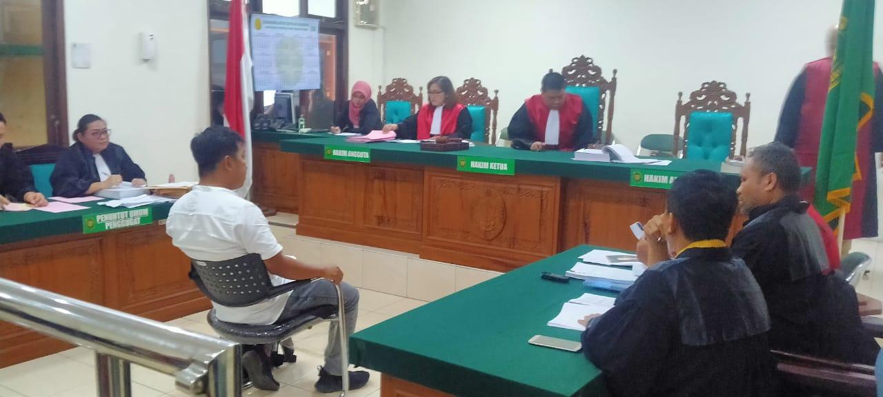 BNB Hadirkan 3 Saksi Dalam Persidangan