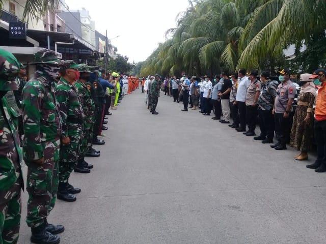 Wilayah Kelapa Gading Timur Sasaran Kegiatan Disinfeksi